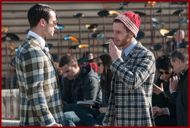 Tweedot blog magazine - Fashion Trend Fall Winter 2015 for Man at Pitti Uomo Firenze 2014