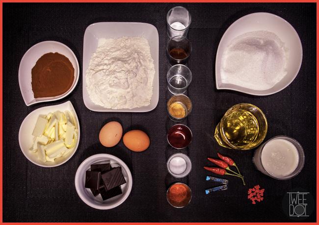 Tweedot blog magazine - Ingredienti per un dessert piccante di San Valentino
