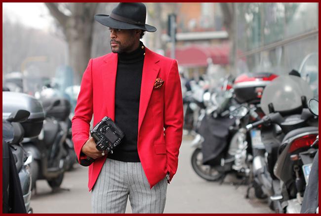 Tweedot blog magazine - Karl Edwin Guerre Pitti Uomo Firenze gennaio 2014