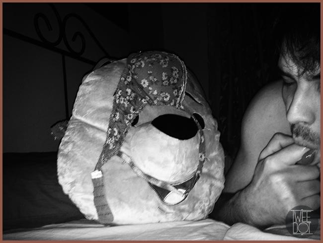 Tweedot blog magazine - Selfie sensuale Alessio Cadamuro photographer