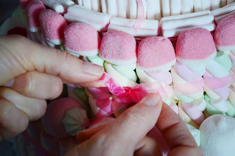 Tweedot blog magazine - torte di caramelle per bambini