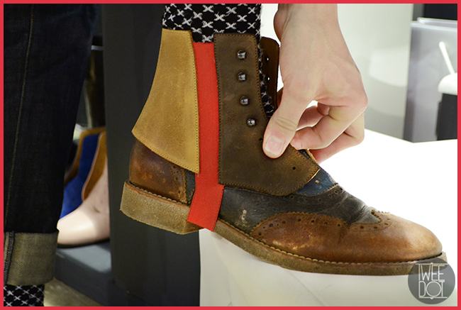 Tweedot blog magazine - L'F Unisex shoes Made in Italy