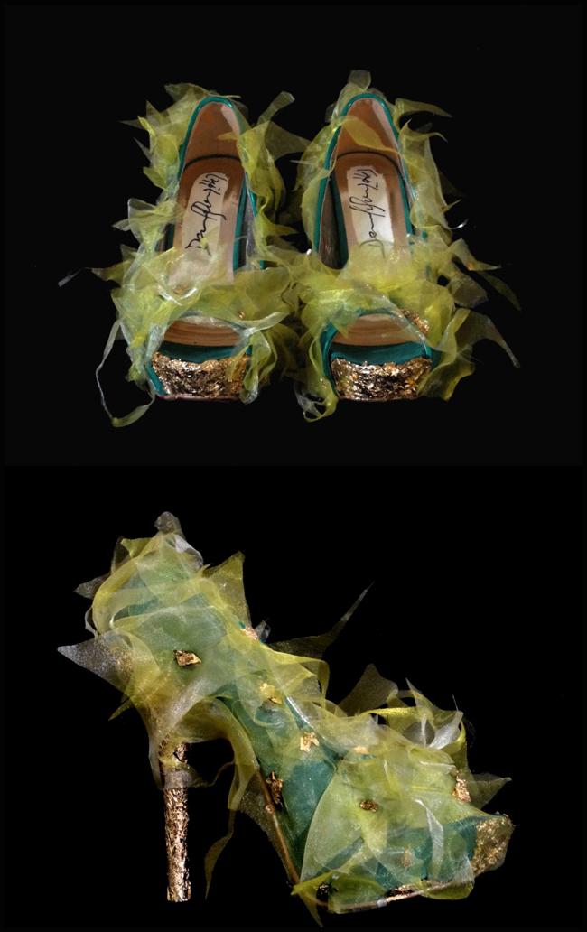 Tweedot blog magazine - Daniel Gonzalez Bastardisation shoes collection 2014