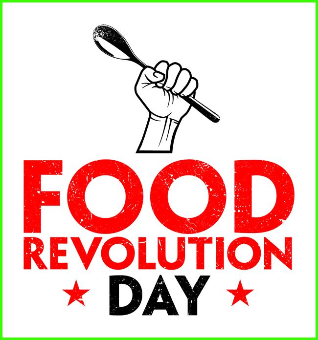 Tweedot blog magazine - Food Revolution Day Italia