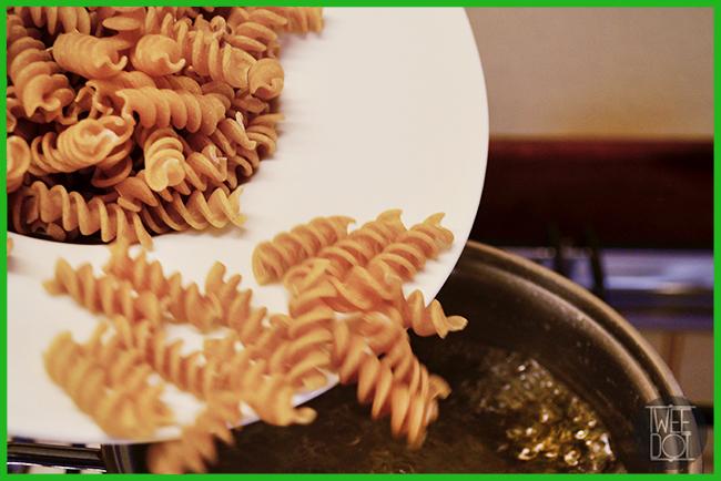 Tweedot blog magazine - Ricetta facile ed economica per una pasta al kamut