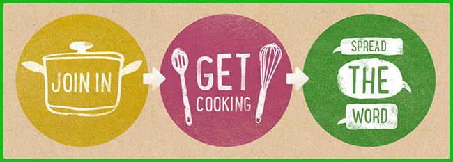 Tweedot blog magazine - Share your love for food