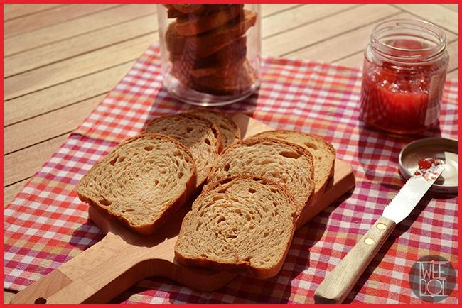 Tweedot blog magazine - come fare le fette biscottate - ricetta semplice