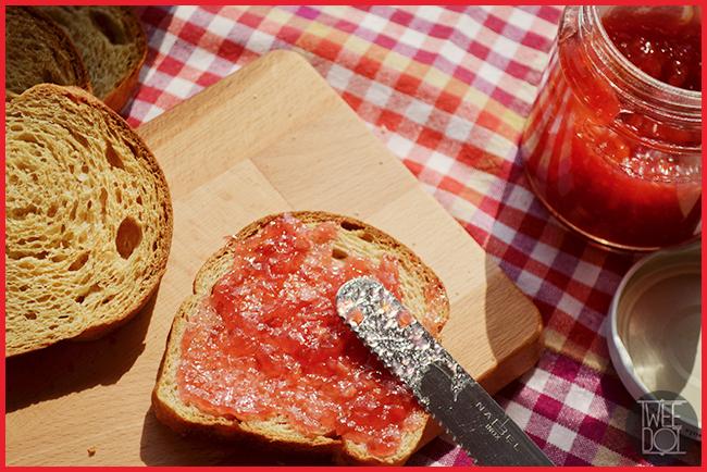 Tweedot blog magazine - marmellata di arance bio e fette biscottate fatte in casa