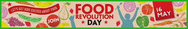 Tweedot blog magazine - ricetta per partecipare al Food Revolution Day 2014 anche da casa
