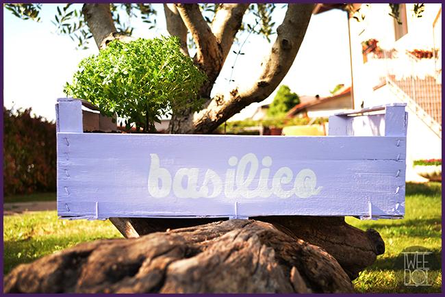 Tweedot blog magazine - un orto nel balcone di erbe aromatiche