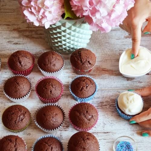 Frosting Cupcake - Tweedot blog