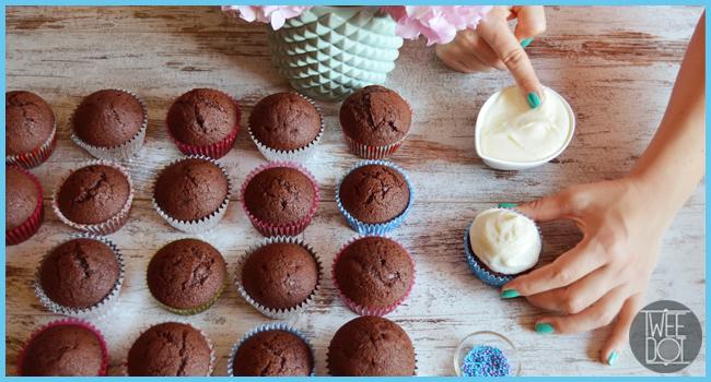 Tweedot blog magazine - Frosting per cupcakes alla vaniglia
