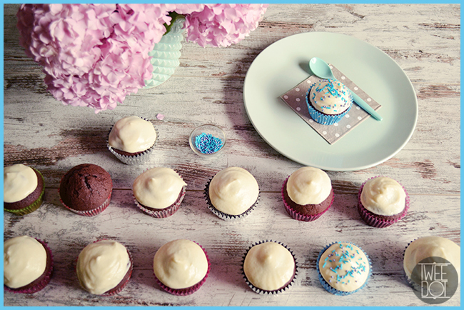 Tweedot blog magazine - come gli americani decorano i cupcakes