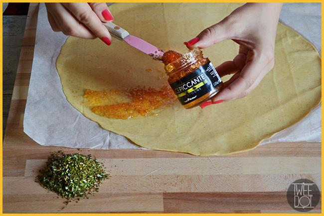Salsa Dolce Piccante Vis ricetta con la composta - Tweedot blog magazine