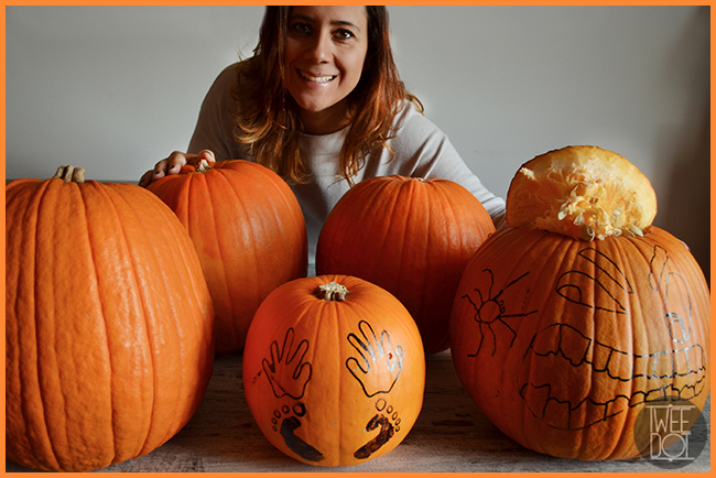 Tweedot blog magazine - Laura Manente idee fai da te per Halloween