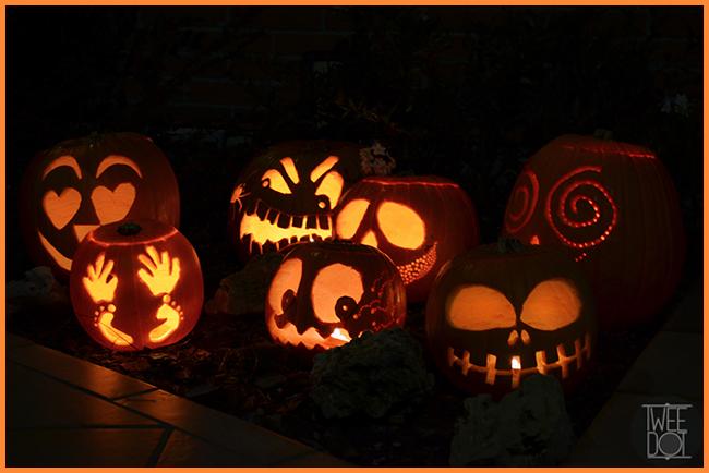 Tweedot blog magazine - consigli su come creare e curare le zucche di Halloween