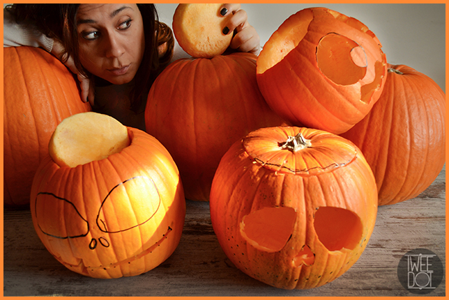 Tweedot blog magazine - idee creative per Halloween di Laura Manente