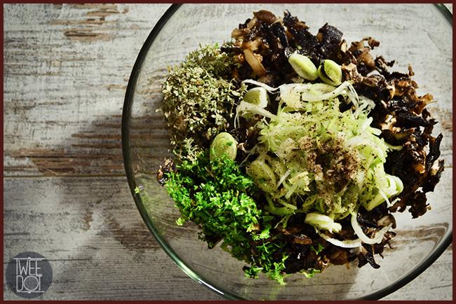 Tweedot blog magazine - ricetta per hamburger vegani di funghi