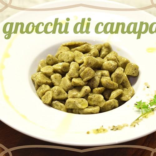 Gnocchi con Farina di Canapa - Tweedot blog