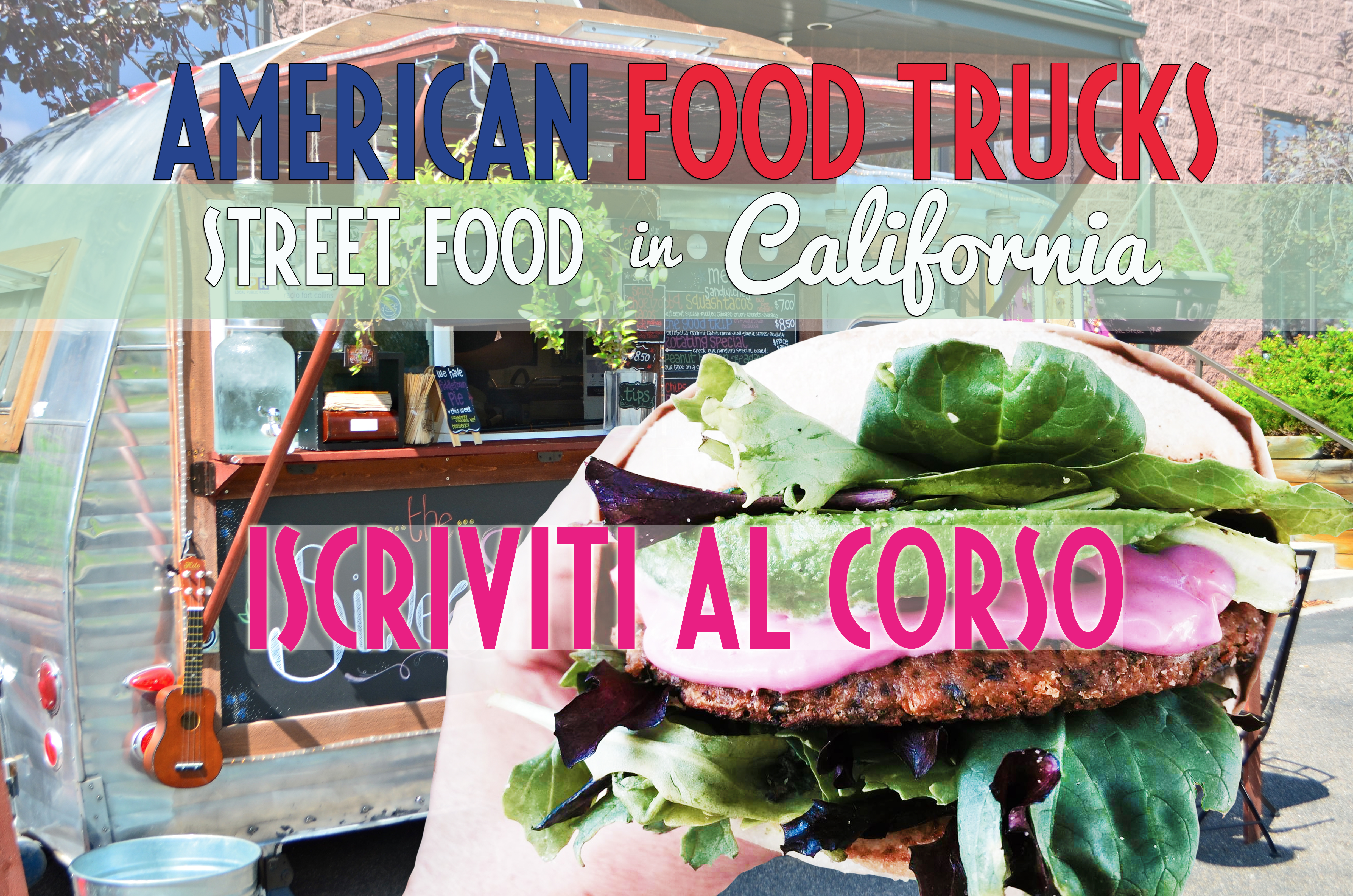 Banner Corso American Street Food - Tweedot blog magazine