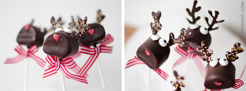 TWEEDOT - Marshmallow Pops di Natale