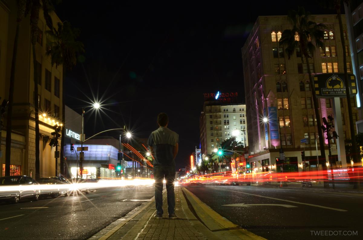 Tweedot blog - Viaggio Hollywood Walk of Fame